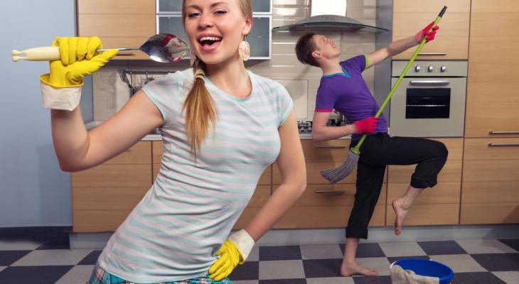 Как легко и быстро навести порядок в доме? 5 приемов, которые тебе помогут