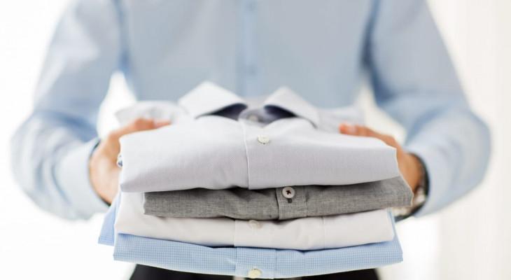 Как отстирать воротник белой рубашки